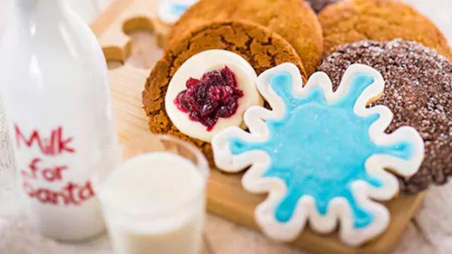 Deliciosos cookies são distribuídos de graça pelo parque